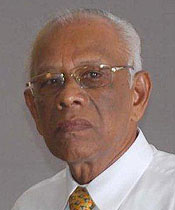 Mr P Balachandran 1961