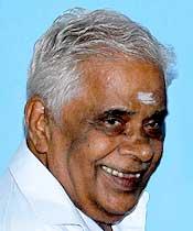 Late B Balakrishnan 1961