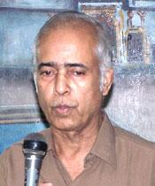 Mr R. V Narayanan 1962