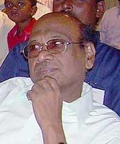 Mr M Paramasivan 1964