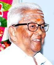 Mr C. S Rajaram 1968