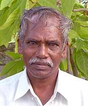 Mr K Esakkimuthu 1974