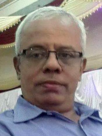 Mr K Srinivasaramanujam 1981