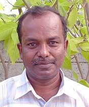 Mr S Antony Raj 1981