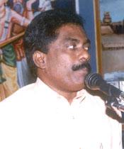 Late  Ashok Raj 1981
