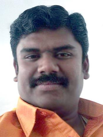 Mr M Marimuthu 2001