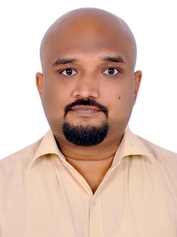 Mr C Arun Kumar 2003